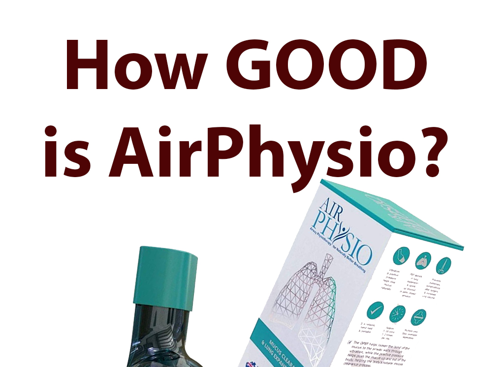 how good is AirPhysio?