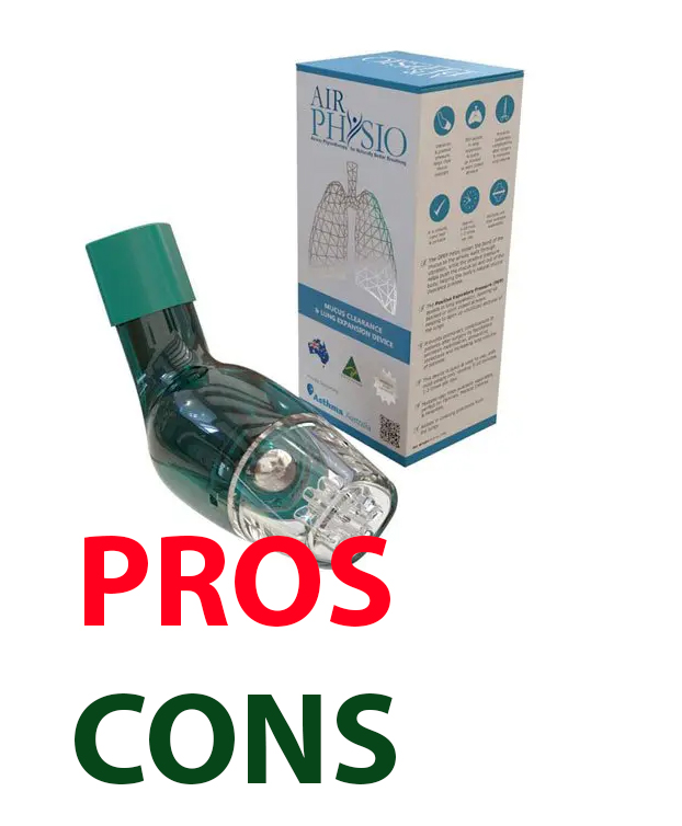 pros and cons AirPhysio